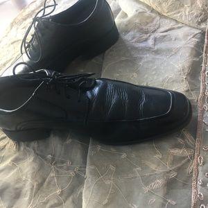 Men's Steve Madden lace up shoes sz 9.5